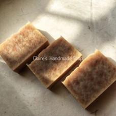 檜木黑糖蜂蜜皂